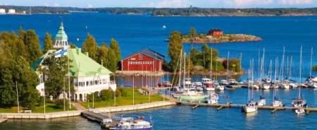 Финляндия, 13-21.07.2018